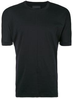 футболка с отороченными швами Diesel Black Gold