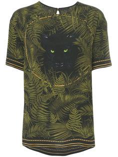 блузка  с вышивкой Versace