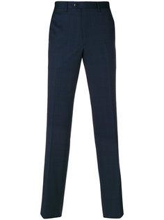 брюки строгого кроя Brioni