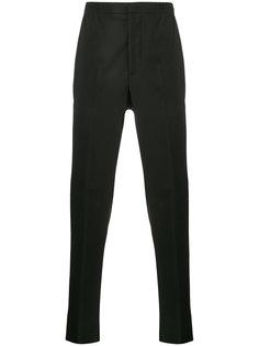 брюки с полосками по бокам Alexander McQueen