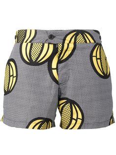 шорты для плавания Patrice с принтом Okun