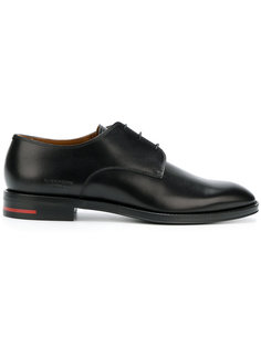туфли на шнурках Givenchy