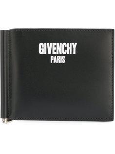 кошелек с логотипом Givenchy