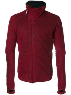 байкерская куртка Imparable Isaac Sellam Experience