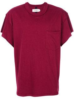 классическая однотонная футболка Mr. Completely