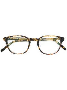 очки Fairmont в оправе квадратной формы Oliver Peoples