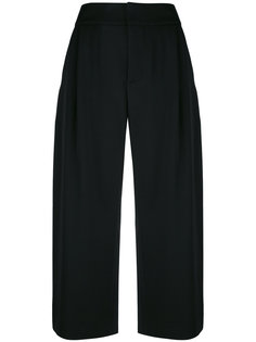 классические брюки-кюлоты Marni