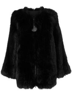 короткое пальто Givenchy