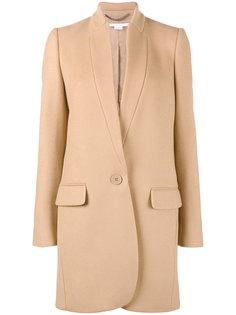 однобортное пальто Bryce Stella McCartney