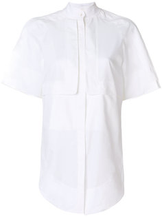 однотонная рубашка Antonio Berardi