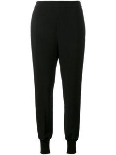 спортивные брюки с манжетами Julia Stella McCartney