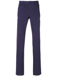 прямые брюки Brioni