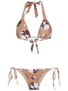 velvet bikini set Adriana Degreas