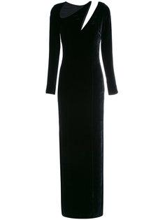 velvet gown Tufi Duek