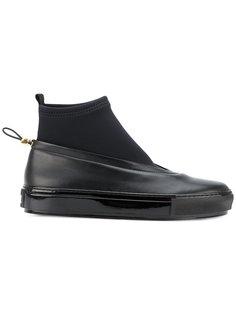 спортивные ботинки с носочной вставкой Marni