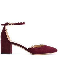 туфли Lauren с ремешком на щиколотке Chloé