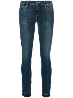 облегающие джинсы Paige
