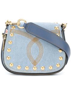 джинсовая сумка Nomad через плечо Marc Jacobs