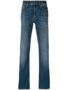 прямые джинсы 7 For All Mankind
