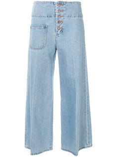 широкие джинсы Retro Marc Jacobs