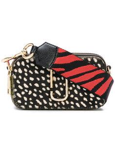 сумка Snapshot в горошек Marc Jacobs