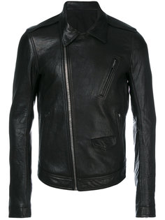 куртка со смещенной застежкой Rick Owens