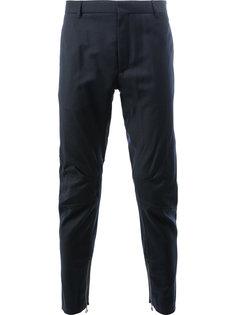 брюки узкого кроя Lanvin