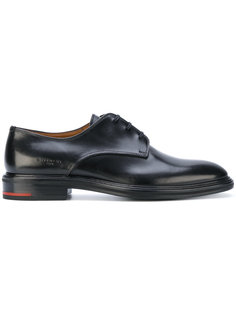 ботинки дерби на шнуровке Givenchy