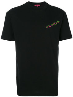 футболка с принтом Swallow McQ Alexander McQueen