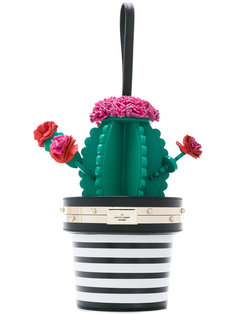 сумка в форме кактуса в горшке Kate Spade