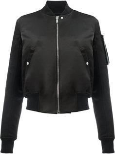 куртка-бомбер Glitter Flight Rick Owens