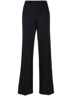 широкие брюки строгого кроя Red Valentino