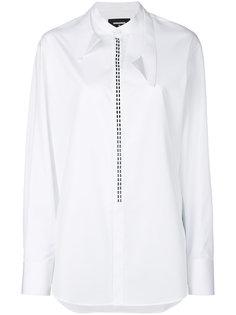 рубашка с воротником  Dsquared2