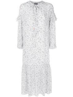 платье с рисунком Erika Mih Jeans