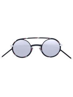 солнцезащитные очки круглой формы Dior Eyewear