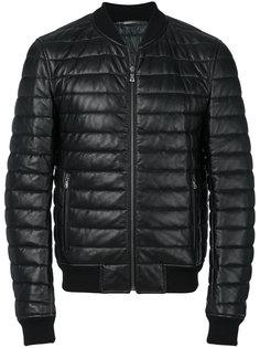стеганая куртка Dolce & Gabbana