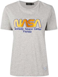 футболка с вышивкой NASA Coach