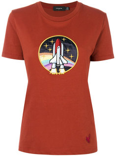 футболка с аппликацией Spaceship Coach