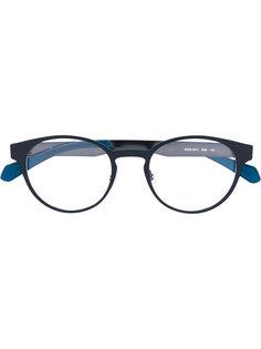 очки в круглой оправе Boss Hugo Boss
