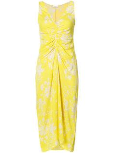 платье с V-образным вырезом A.L.C.