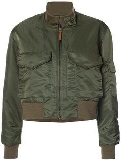 укороченная куртка-бомбер Nili Lotan