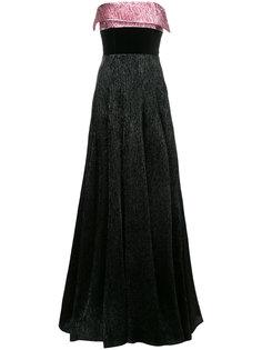вечернее платье Pierce Alex Perry