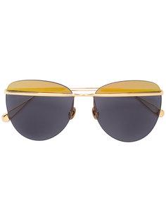 солнцезащитные очки-авиаторы Sunday Somewhere
