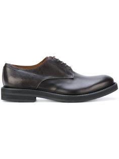 туфли на шнуровке Eleventy