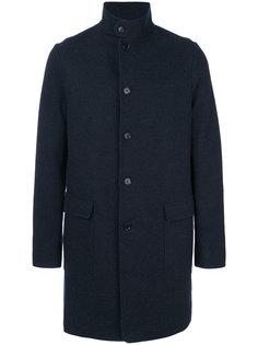 пальто с воротником-стойкой Loro Piana