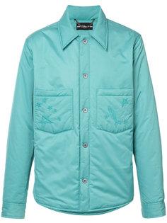 куртка-пуховик с вышивкой Rochambeau