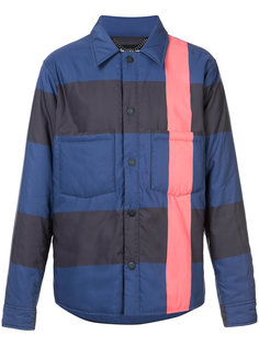куртка-пуховик с полосой Rochambeau