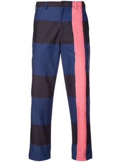 брюки кроя слим с принтом Rochambeau