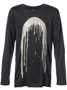 футболка с принтом и длинными рукавами Rochambeau