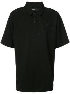 рубашка-поло с вышивкой Rocket Rochambeau